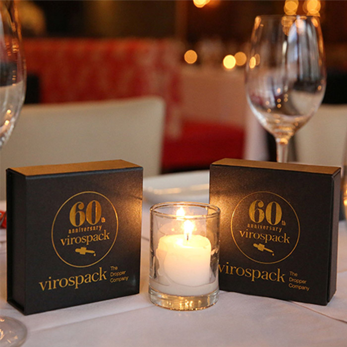 NEW YORK CELEBRATES VIROSPACK 60TH ANNIVERSARY