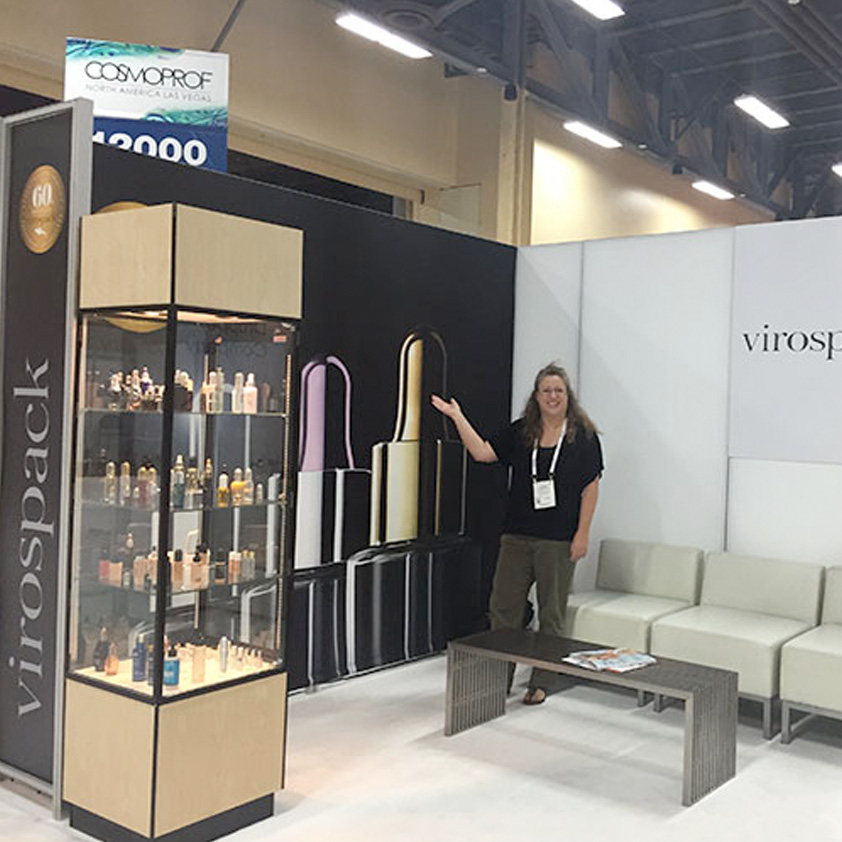 COSMOPROF NORTH AMERICA IN LAS VEGAS A MASSIVE SUCCESS FOR VIROSPACK