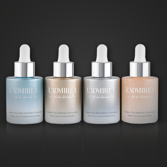L'ADMIRER, A NEW BEAUTY PLUS LINE FOR SKIN CARE