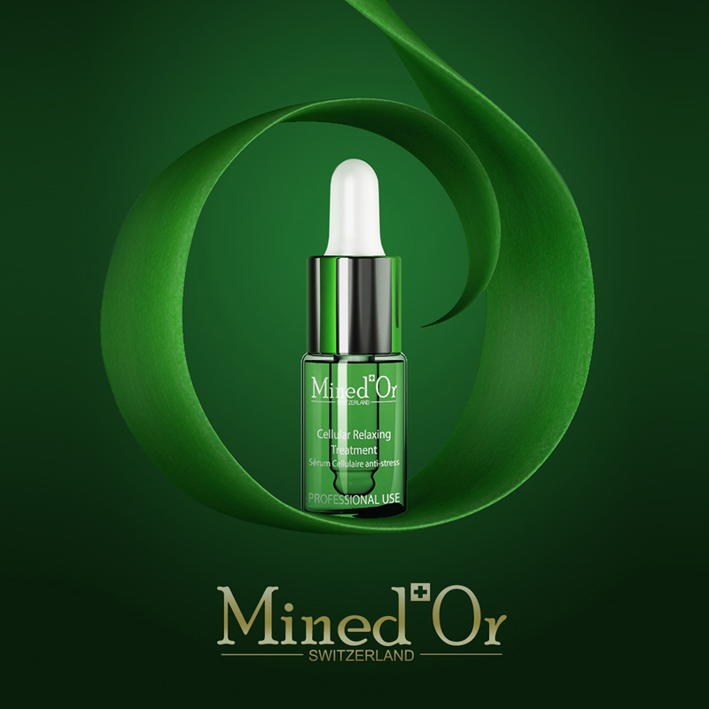 Virospack collaboration with Mined'Or is now in beauty salons