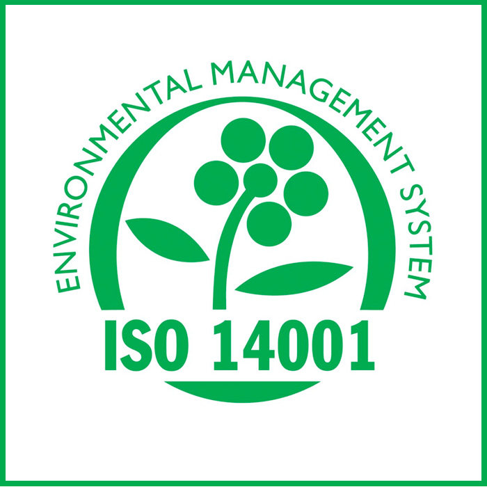 ISO 14001, VIROSPACK's ENVIRONMENTAL MANAGEMENT SYSTEM