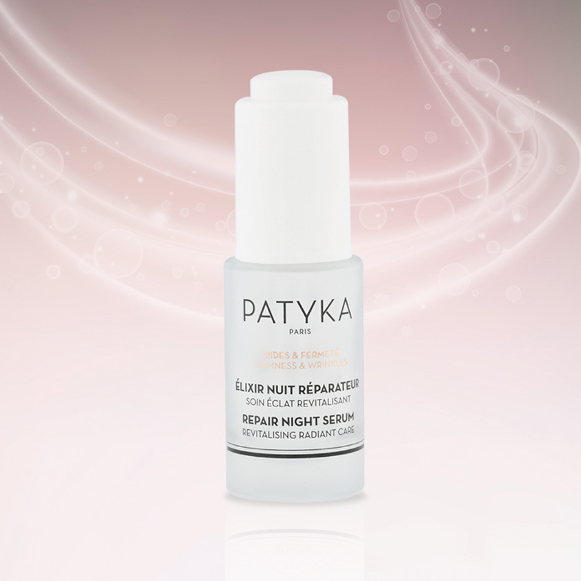 Patyka and virospack unite their combined cosmetic know-how in cosmetics in the new serum Revitalizing Radiance Serum