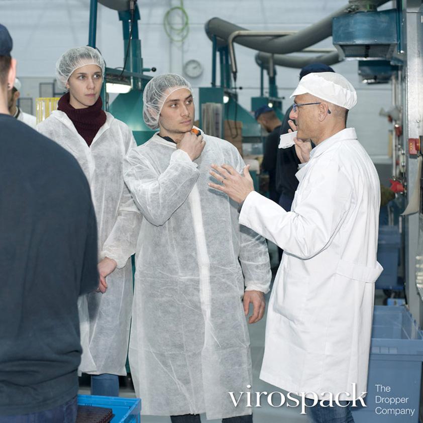 Virospack y ELISAVA unidos  para impulsar la formación en diseño de Packaging