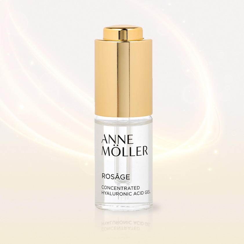 ROSÂGE DE ANNE MÖLLER, A NEW LINE FOR SKIN CARE FROM 50TH.