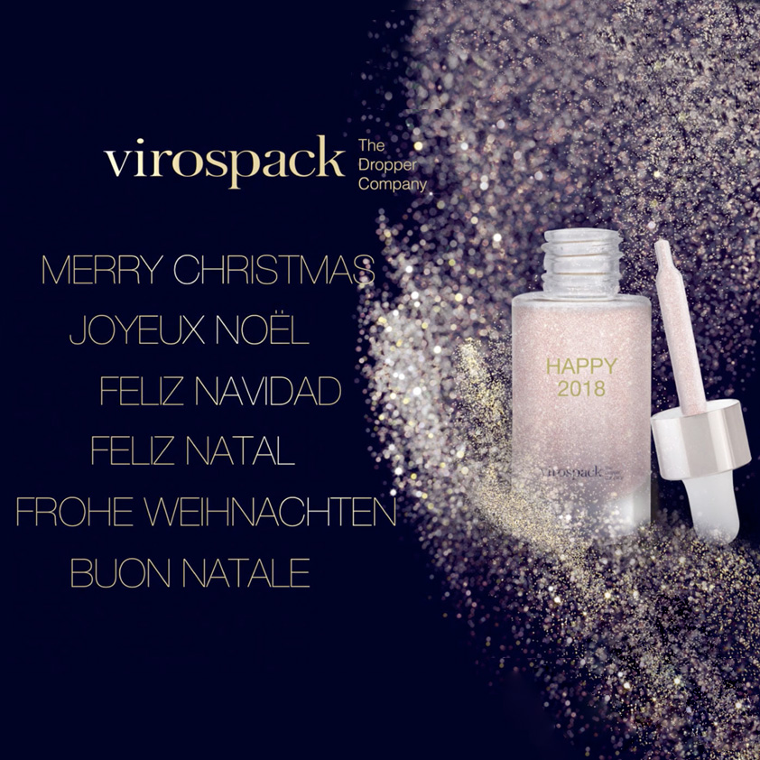 Merry Christmas from Virospack