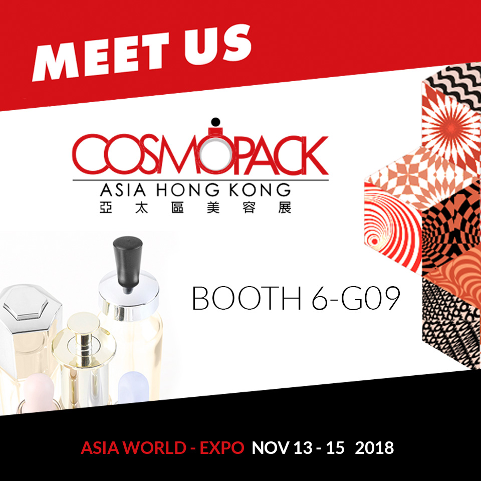 VIROSPACK ATTENDS SUCCESFULLY 2018 COSMOPACK ASIA