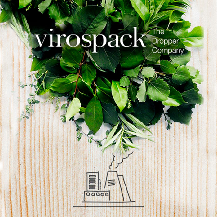 VIROSPACK, ENSURES THE NEEDS OF THE PRESENT WITHOUT PUTTING THE FUTURE NEEDS AT RISK