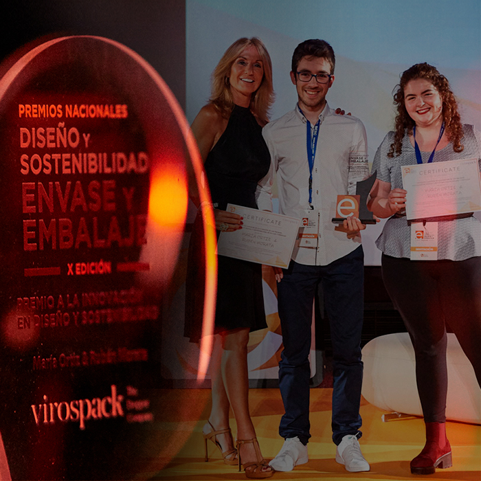 VIROSPACK PREMIA LA INNOVACIÓN EN PACKAGING