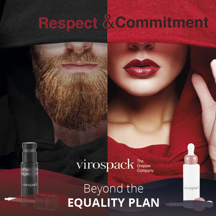 RESPECT AND COMMITMENT. BEYOND THE EQUALITY PLAN