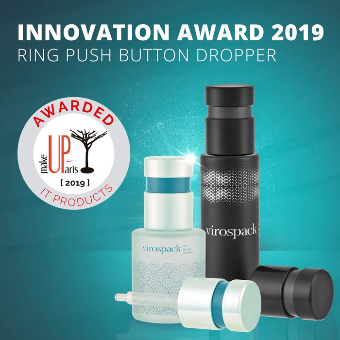 NEW AWARD TO THE DEVELOPMENT AND INNOVATION OF VIROSPACK