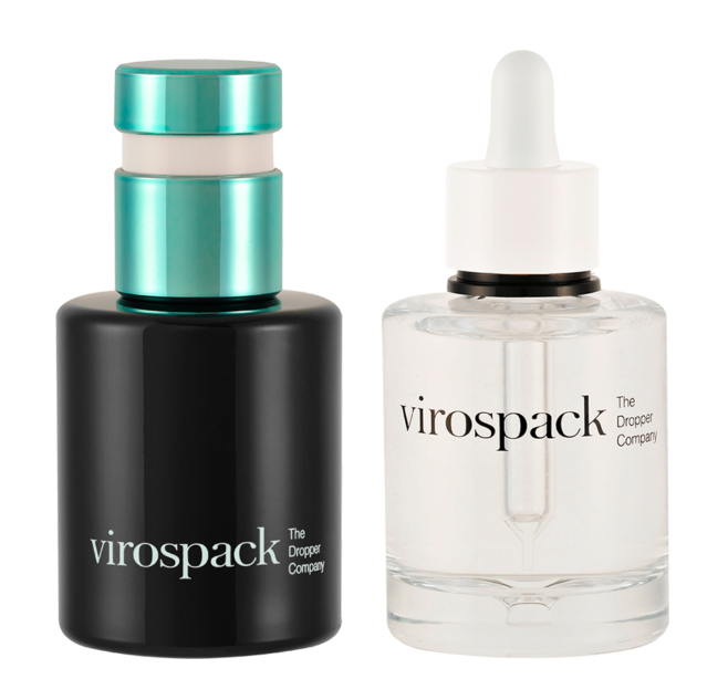 VIROSPACK EXPANS ITS RANGE OF MOULDED GLASS BOTTLES WITH A