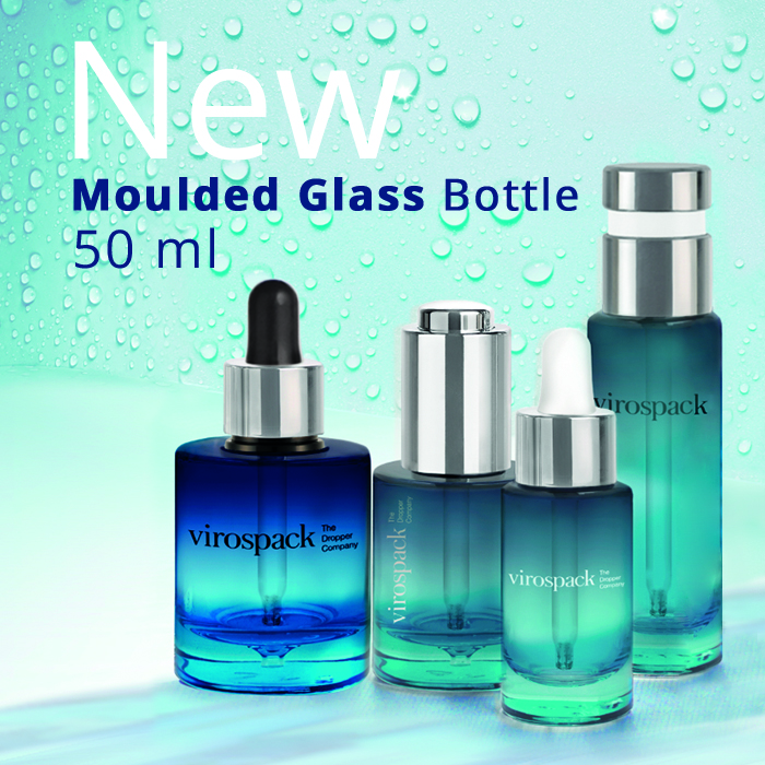 "VIROSPACK EXPANDS ITS RANGE OF MOULDED GLASS BOTTLES WITH A NEW ""LAST DROP"" FORMAT OF GREATER CAPACITY"