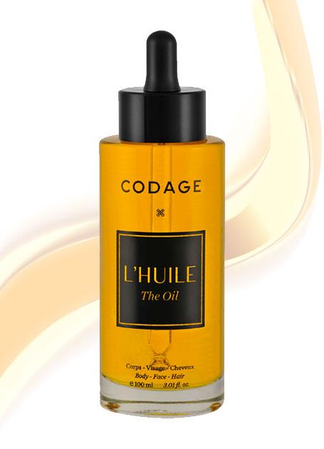 CODAGE L'HUILE