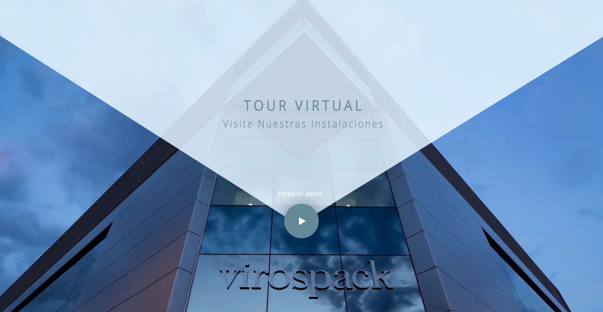 Virospack virtual tour video