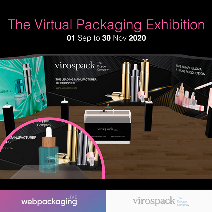 VIROSPACK is participating in Webpackaging LIVE