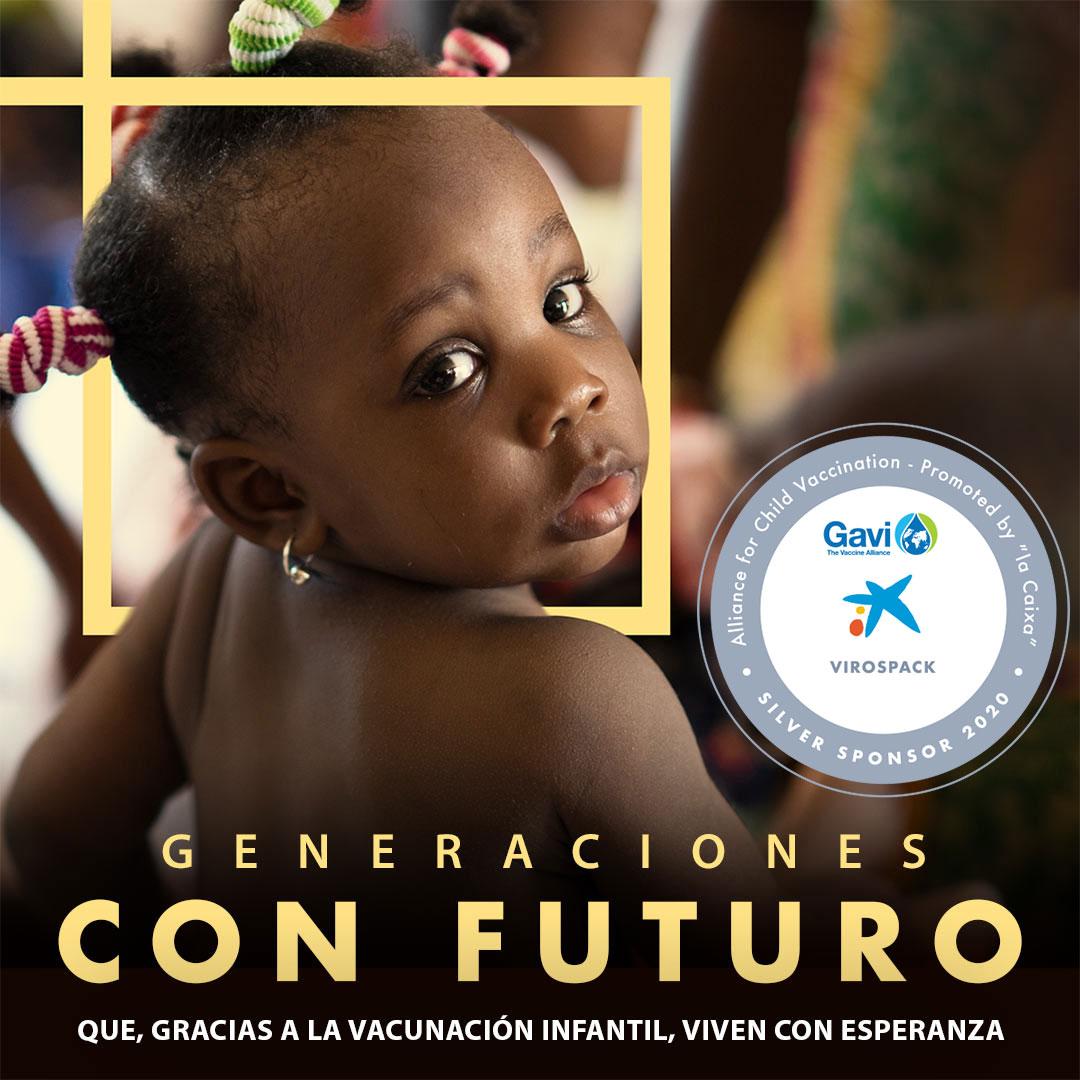 VIROSPACK PATROCINA POR TERCER AÑO CONSECUTIVO EL PROGRAMA DE VACUNACIÓN INFANTIL