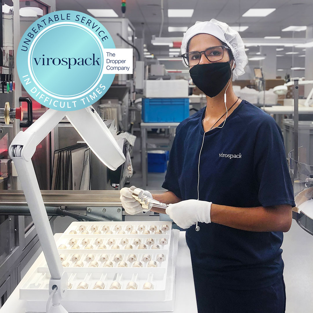 VIROSPACK PROVIDES AN UNBEATABLE SERVICE IN COMPLICATED TIMES