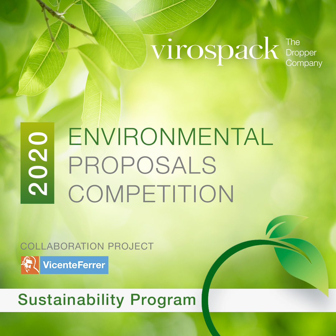 VIROSPACK ENVIRONMENTAL PROPOSALS COMPETITION