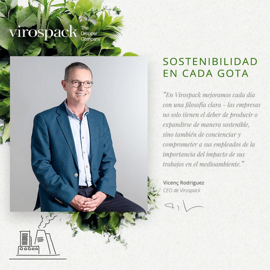 ESTRATEGIA DE SOSTENIBILIDAD DE VIROSPACK