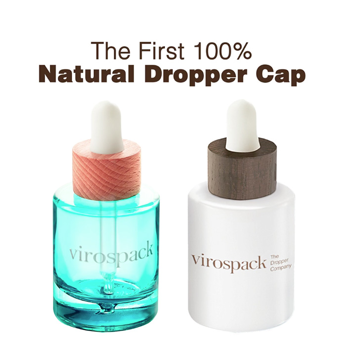 Have you seen the last mini video of the only 100% wood cap on the cosmetic market?